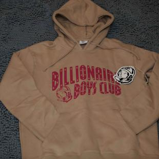 Billionaire Boys Club Men's Arch Logo Pullover Hoody