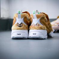 Bait x reebok instapump fury ted2 happy nasty 泰迪熊