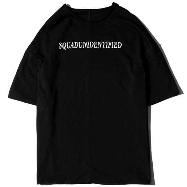 SQUADUNIDENTIFIED SQUD 17SS The Forbidden Fruit 鞭打女巫T恤_3